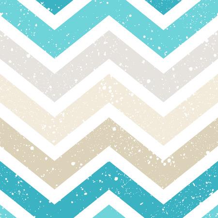 pattern seamless: nahtlose Grunge Zickzack Muster