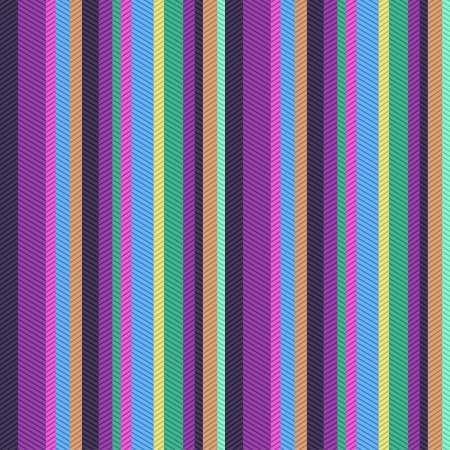 twill: seamless colorful stripes textured pattern