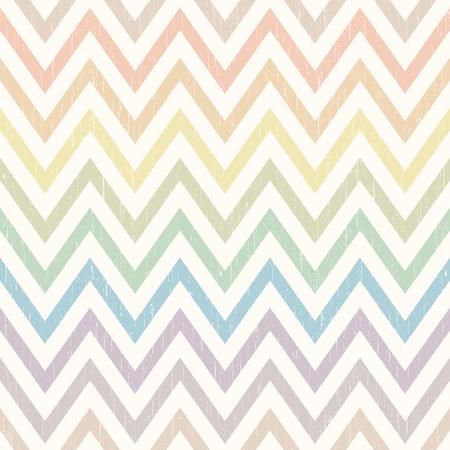 pattern seamless: nahtlose strukturierten Zickzack Muster
