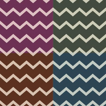 lineas horizontales: patrón de chevron fisuras