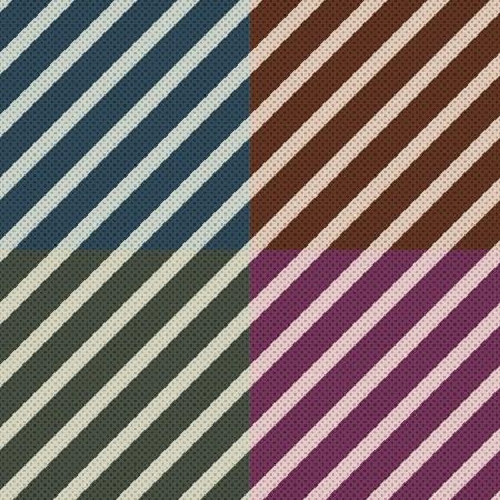 diagonal stripes: seamless diagonal stripes pattern  Illustration