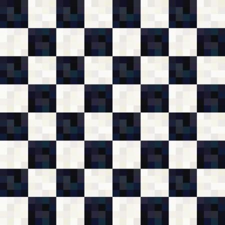 cuadros blanco y negro: Modelo cuadrado blanco y negro sin fisuras