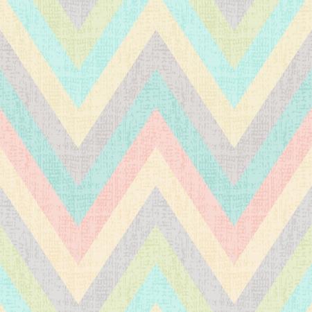 naadloze pastel veelkleurige grunge geweven visgraatpatroon