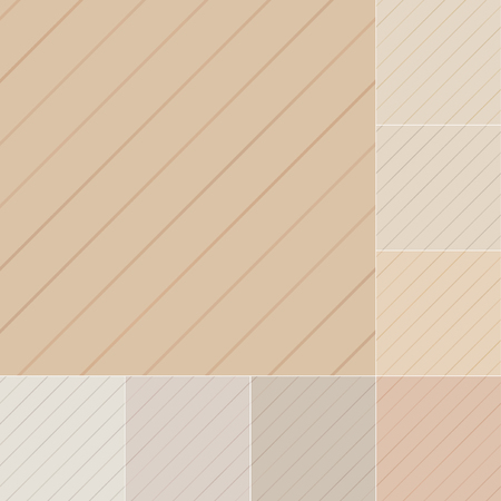 rayures diagonales: rayures diagonales seamless sur papier recycl�, carton Illustration