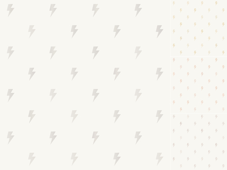 pale cream: seamless thunder pattern with silver, gold, bronze gradient  Illustration