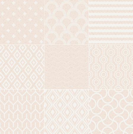 escamas de peces: geométrico sin fisuras patrón de grano de textura de papel