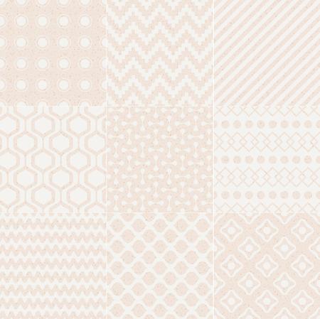 seamless geometric pattern grain paper texture Stock Vector - 25955095