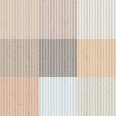 シームレスなリサイクル ストライプ パターン  イラスト・ベクター素材