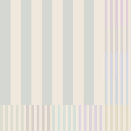 seamless pastel vertical stripes pattern  Vector