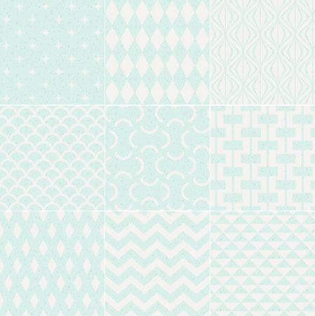 pale: seamless textured geometric pattern