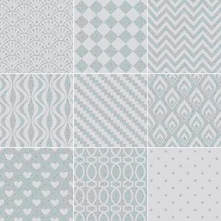 seamless geometric texture pattern Vector