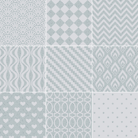 seamless geometric texture pattern Vector