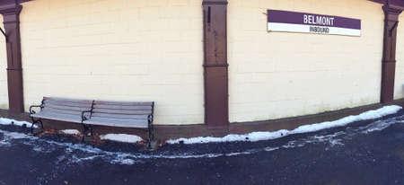 estacion de tren: La estaci�n de tren