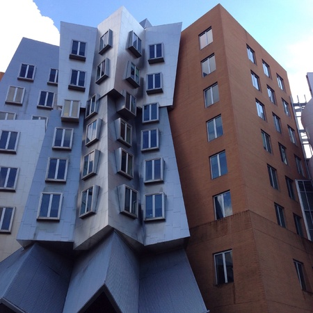 urban: MIT Stata Center