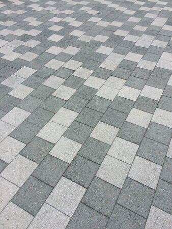 tile: Tiled walkway