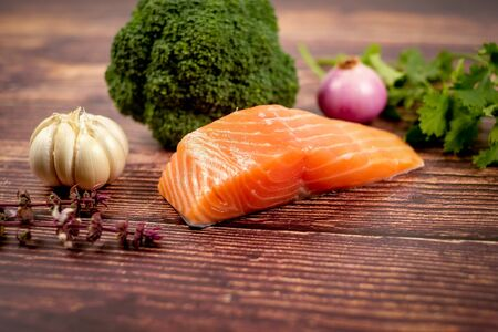 ketogenic diet , low carbohydrate and keto meal plan . nutrition and calorie count for fiber, protein and fat. weight loss program . paleo food with salmon and omega3.