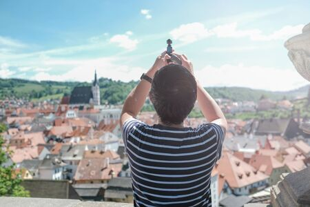 millennial travel to see the world lifestyle.