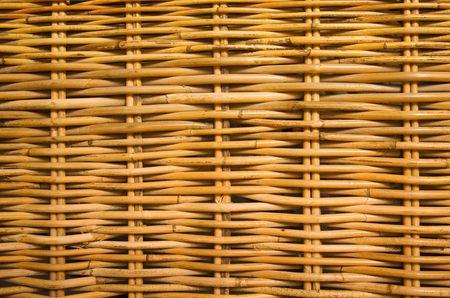 malacca: Dettaglio del modello di mobili in rattan Archivio Fotografico