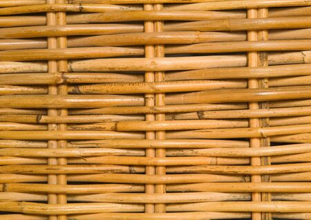 malacca: Dettaglio di mobili in rattan