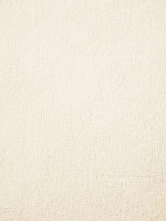 woolen fabric: Detalle de la pila sobre una alfombra blanca de algod�n o de alfombras