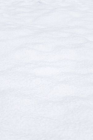 Plain, fresh snow background photo