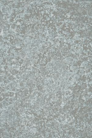 Closeup of limestone with a mottled pattern and rough texture photo