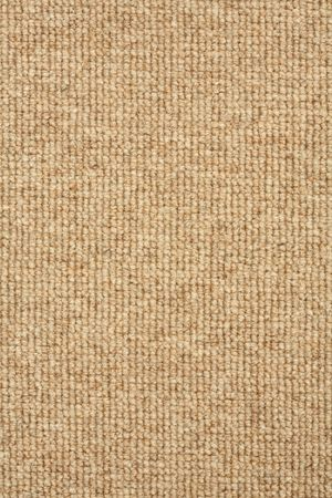 carpet and flooring: Detail of a neutral colored  loop pile carpet Stock Photo