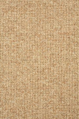 tejido de lana: Detalle de una alfombra de pila de bucle color neutro Foto de archivo