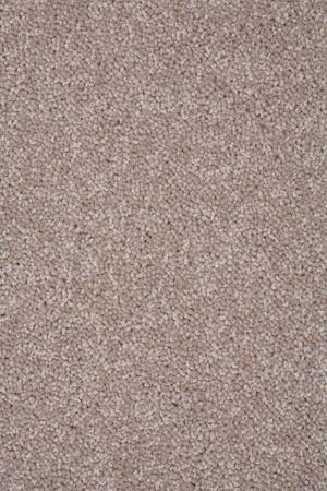 fleck: Primer plano de una alfombra en el giro natural de color marr�n Foto de archivo
