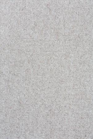 woolen fabric: Primer plano de luz alfombra gris adecuado para un fondo de textura suave Foto de archivo