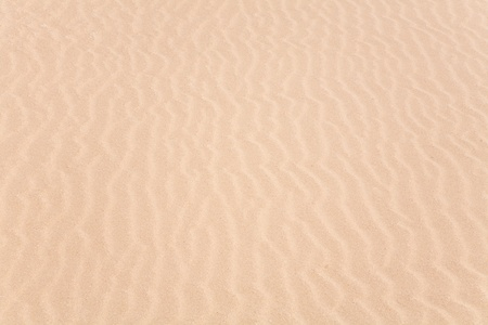 Ripples in sand for an attractive background or texture photo