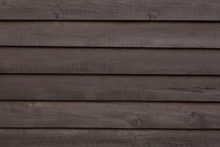 knotting: Chiudere, su, scuro assicella di legno marrone