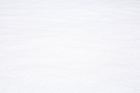 snowscene: Detail of clean soft winter snow texture Stock Photo
