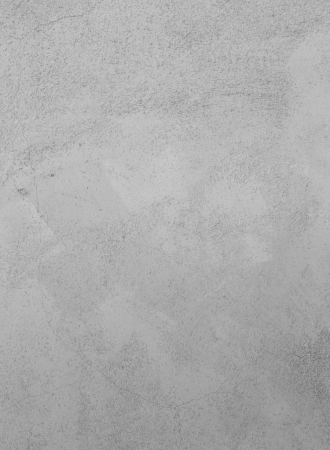 Stucco or render wall texture painted gray photo