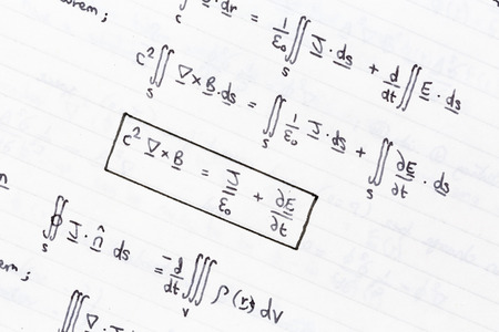equation: Mathematical equations of heat conduction and thermodynamics