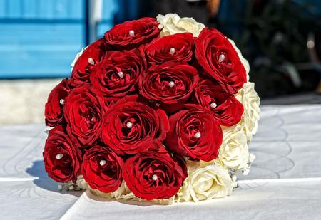 eternity: Beautiful wedding bouquet ( wedding arrangement )