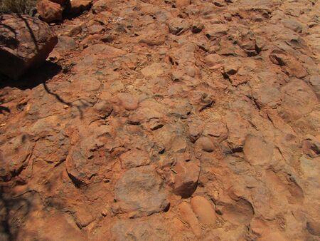 kata: Melted stones at Kata Tjuta
