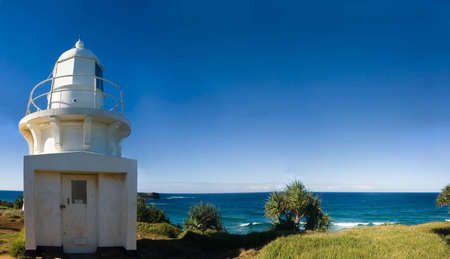 Fingal Head LightHouse, NSW,Australia Stock Photo - 795319
