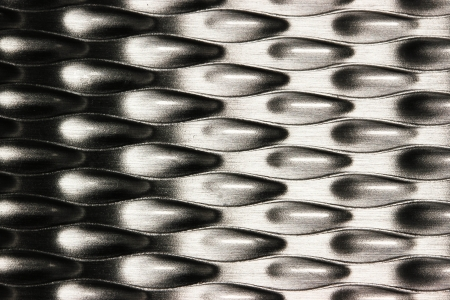 Silver abstract silver stripe pattern background 3d illustration illustration
