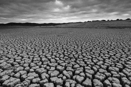 Dry soil Imagens