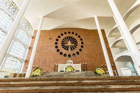St. Paul Apostle Cathedral, Blumenau, Santa Catarina - Brazil