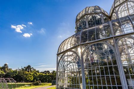 southamerica: Botanical Garden, Curitiba. Parana State, Brazil