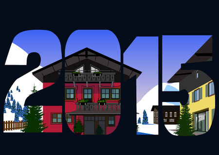 tirol: alpine village