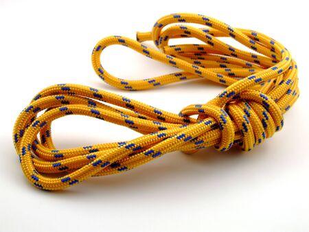 climbed: Climbed rope