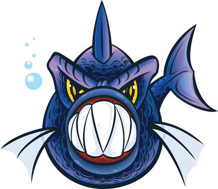 Piranha Stock Vector - 7323327