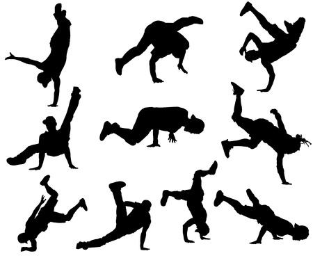 dancer male: Hip Hop dancers