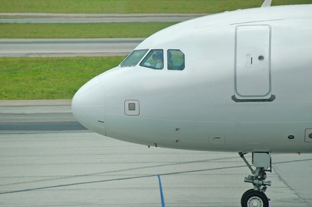 corporate airplane: Airplane