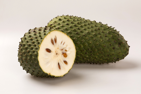 annona: Sour sop, Prickly Custard Apple. (Annona muricata L.) Treatment of cancer.