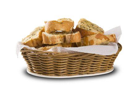 canasta de pan: Bread Basket.