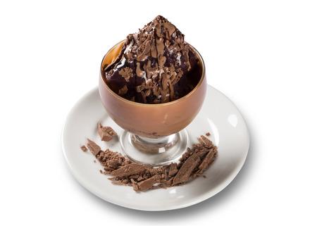 acai: Bowl of fresh Brazilian acai.